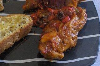 Receta de acelgas con tomate