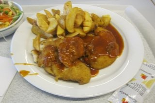 Receta de adobo de pollo con patatas