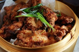 Receta de adobo de pollo revuelto