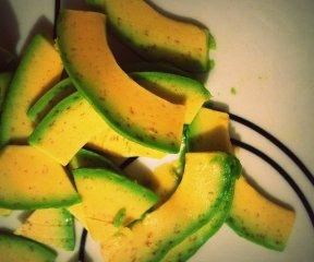 Receta de aguacate con limón