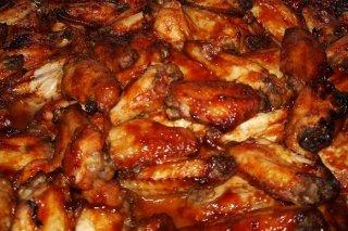 Receta de alas de pollo en horno
