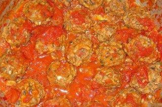 Receta de albóndigas de pescado en salsa