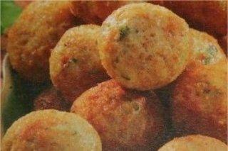 Receta de albóndigas de pescado y patata