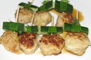 Receta de albóndigas rellenas de tofu