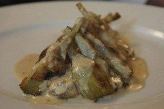 Receta de alcachofas rebozadas a la crema