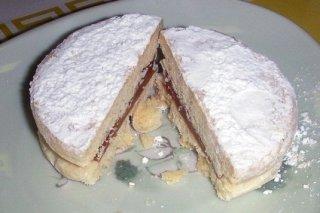 Receta de galletas de alfajor