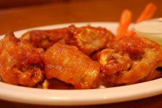 Receta de alitas de pollo con salsa agridulce