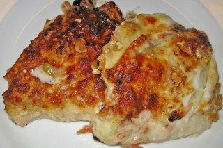 Receta de alitas de pollo gratinadas
