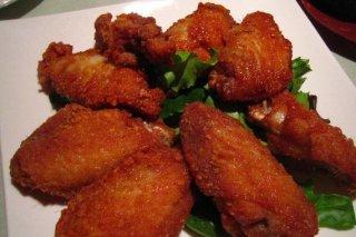 Receta de alitas de pollo rebozadas