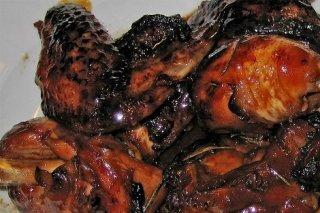 Receta de alitas de pollo thermomix