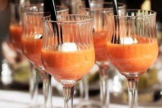 Receta de aperitivo de tomate