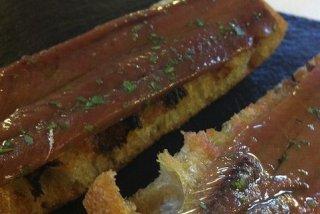Receta de aperitivos de anchoa