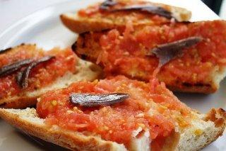 Receta de aperitivos de tomate