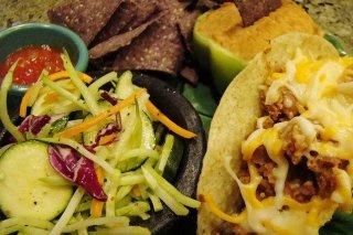 Receta de aperitivos mexicanos