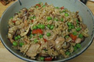 Receta de arroz brut mallorquín
