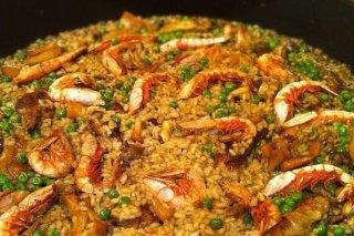 Receta de arroz casero