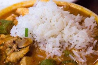 Receta de arroz con carne de cerdo guisada