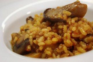 Receta de arroz con carne