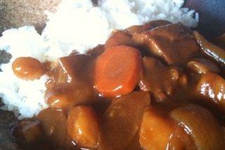 Receta de arroz con curry al estilo japonés