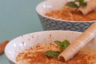 Receta de arroz con leche al aroma de naranja y limón