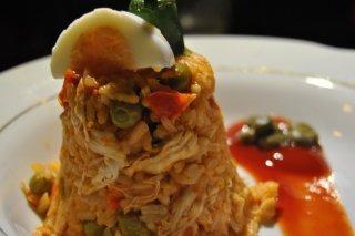 Receta de arroz con pollo colombiano