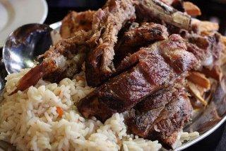 Receta de arroz con pollo frito