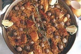 Arroz de los 7 mares receta for Cocinar 7 mares