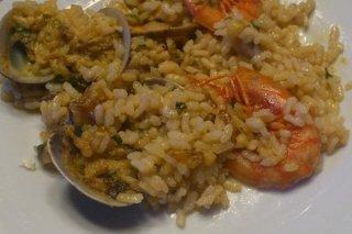 Receta de arroz fácil