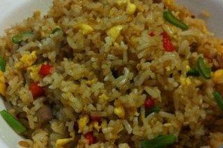 Receta de arroz frito a la cantonesa