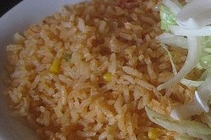 Receta de arroz frito con gambas