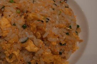 Receta de arroz frito con huevo