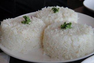 Receta de arroz para acompañar pescado
