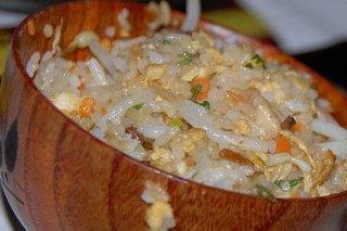 Receta de arroz salteado con verduras