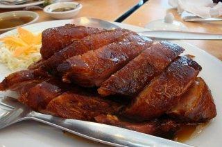 Receta de asado de carne de pato