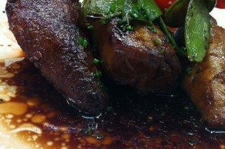 Receta de atún con salsa de soja