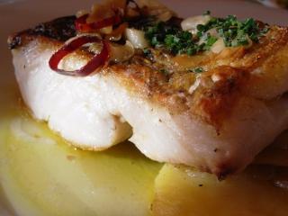 Receta de bacalao a la bilbaína