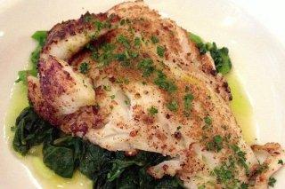 Receta de bacalao con espinacas