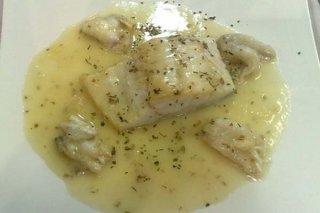 Receta de bacalao con nata