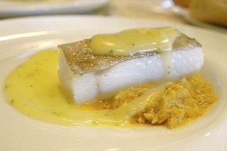Receta de bacalao confitado en aceite de oliva