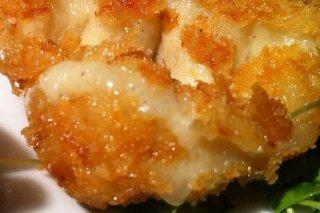 Receta de bacalao frito rebozado