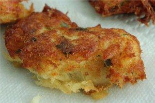 Receta de bacalao frito