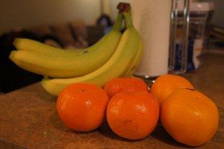 Receta de bananas al cartoccio