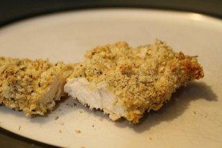 Receta de bastoncillos de pollo con sésamo
