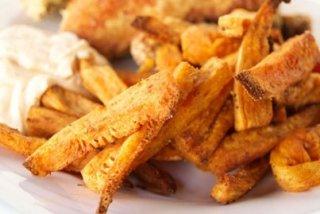 Receta de batata frita