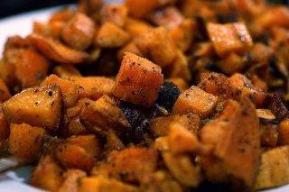 Receta de batatas al pimentón