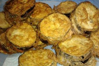 Receta de berenjenas rellenas de paté y queso
