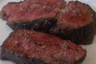 Receta de bife de ternera al horno