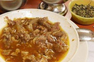 Birria mexicana receta for Como cocinar carne de chivo