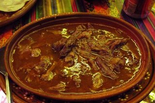Receta de birria mexicana