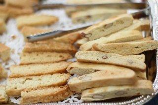 Receta de biscotti de almendras
